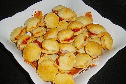 Happy Snacks herzhaft mit Salami 2