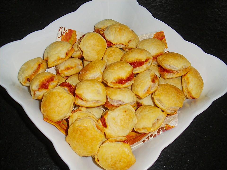 Happy Snacks Herzhaft Mit Salami Von Hickemoll Chefkoch De