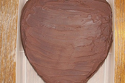 Schokoladencreme - Himbeer - Schnitten 1