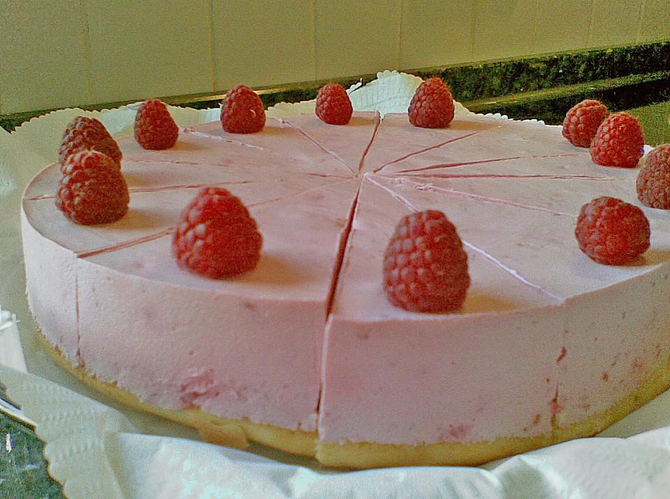 Himbeer Sahne Quark Torte Von Mimily Chefkoch De
