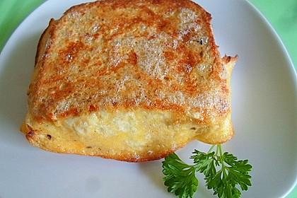 Käse - Schinken - Toast