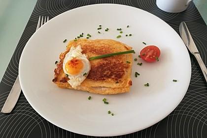 Käse - Schinken - Toast 1