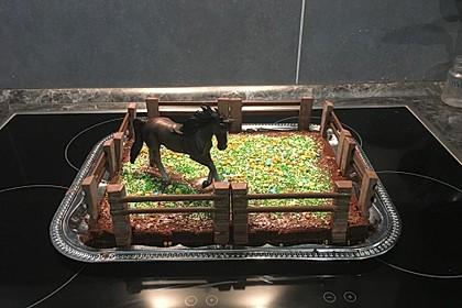 Pavets au chocolat