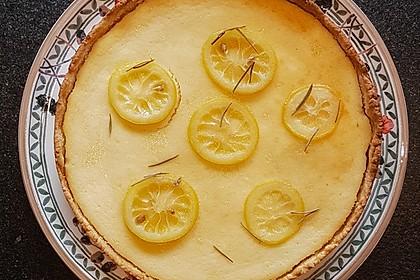 Italienische Zitronentarte 15