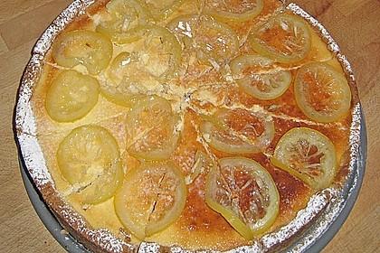 Italienische Zitronentarte 19