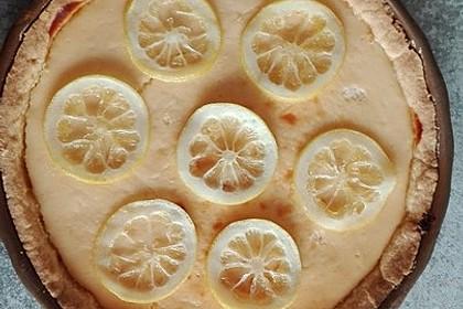Italienische Zitronentarte 17