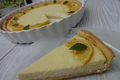Italienische Zitronentarte 1