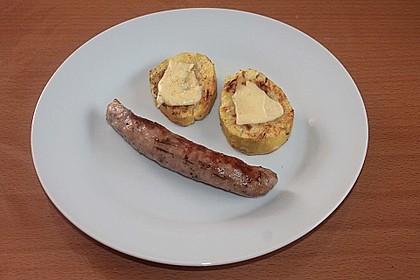 Raclette - Kartoffeln vom Grill