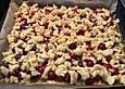 Kirschstreuselkuchen