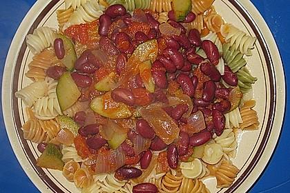 Chili con Pasta 5