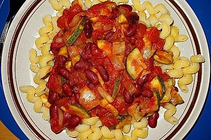 Chili con Pasta 2