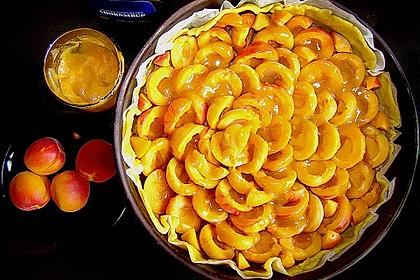 Tarte aux Apricots 3