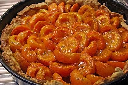 Tarte aux Apricots 1