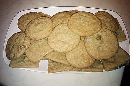 Smarties - Cookies (Bild)
