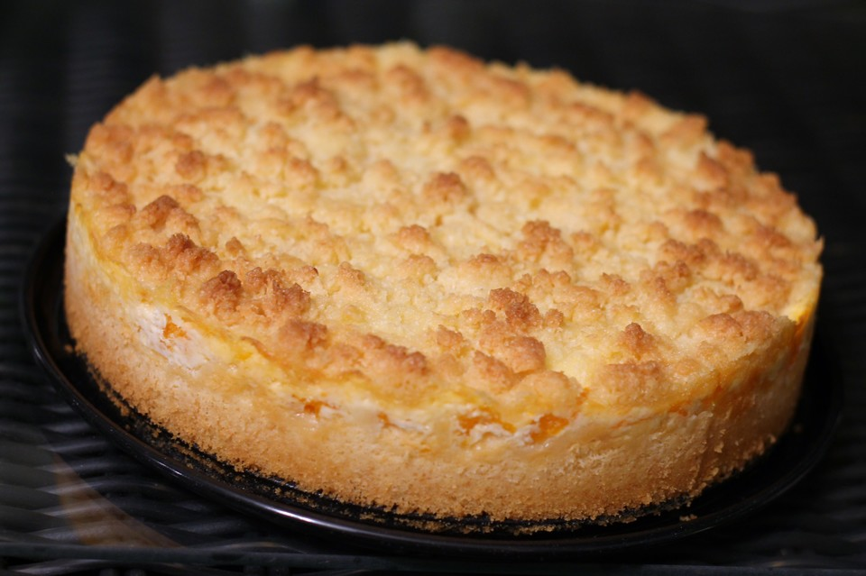 Mandarinenkuchen Mit Kokosstreuseln Von G1happy Chefkoch De