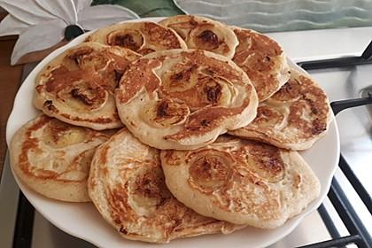Pancakes mit Blueberries 26
