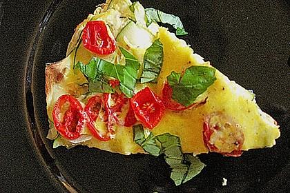 Zucchini - Tomaten - Quiche 4
