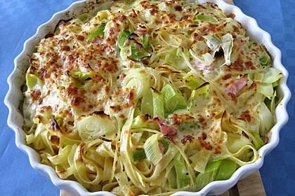 Spaghetti - Quiche (Bild)