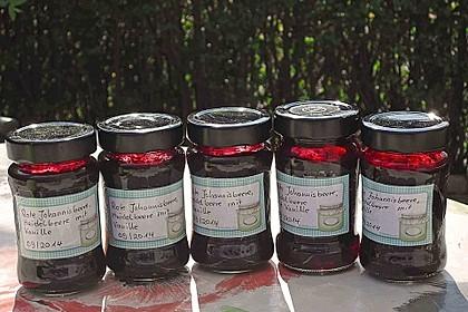 Johannisbeer - Blaubeer - Marmelade