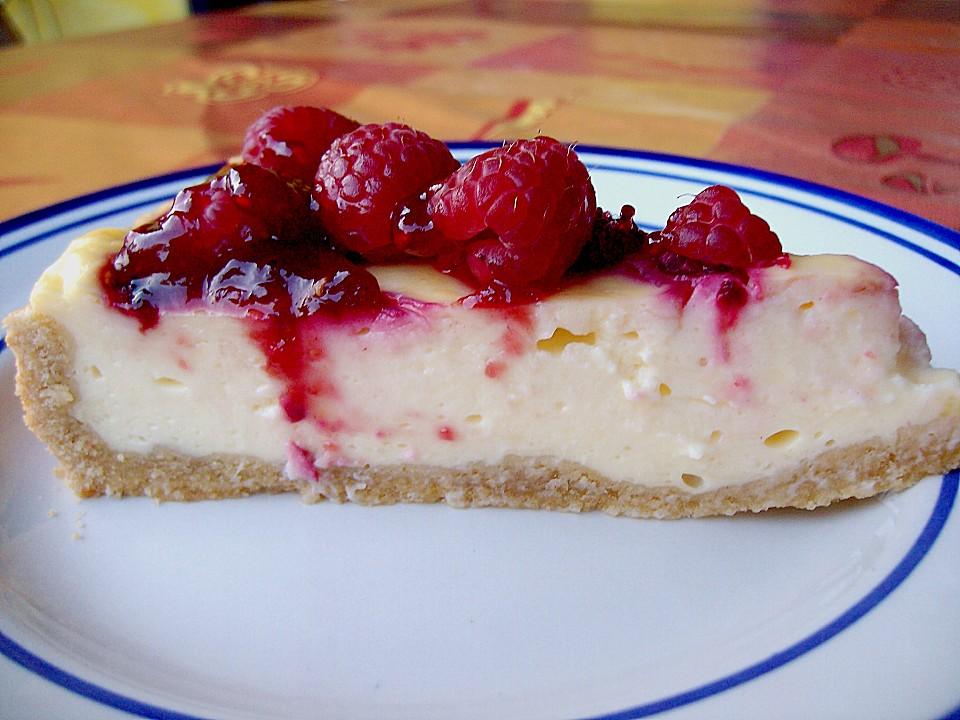 Himbeer Schmand Kuchen Von Laabertasche Chefkoch De