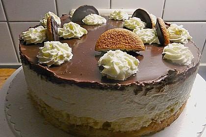 Jaffa Cake - Torte 1