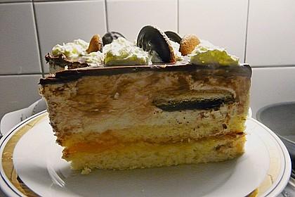 Jaffa Cake - Torte 4