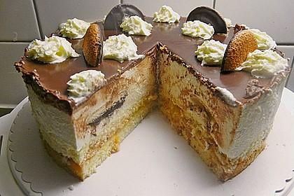 Jaffa Cake - Torte 3