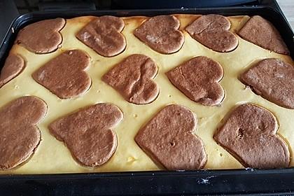 Russischer Zupfkuchen vom Blech für den Kindergeburtstag 148