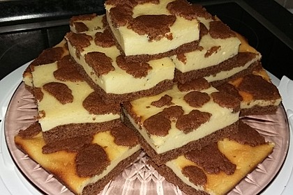 Russischer Zupfkuchen vom Blech für den Kindergeburtstag 52