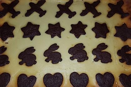 Russischer Zupfkuchen vom Blech für den Kindergeburtstag 129