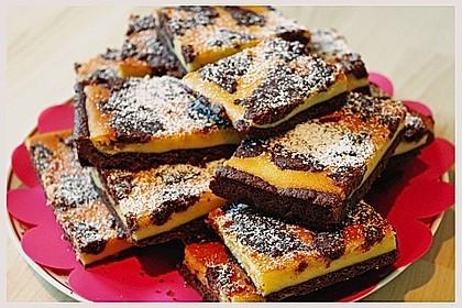 Russischer Zupfkuchen vom Blech für den Kindergeburtstag 38