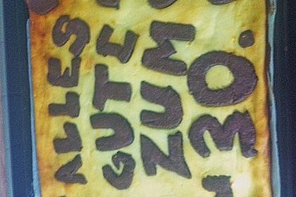 Russischer Zupfkuchen vom Blech für den Kindergeburtstag 162