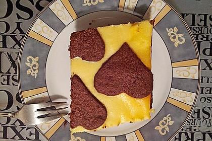 Russischer Zupfkuchen vom Blech für den Kindergeburtstag 40