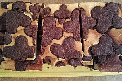 Russischer Zupfkuchen vom Blech für den Kindergeburtstag 116