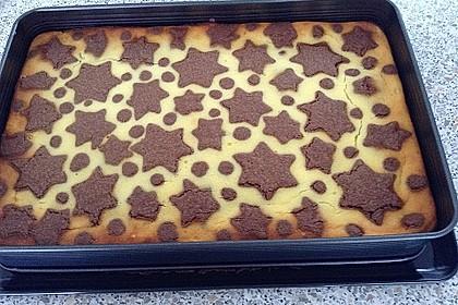 Russischer Zupfkuchen vom Blech für den Kindergeburtstag 19