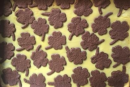 Russischer Zupfkuchen vom Blech für den Kindergeburtstag 41