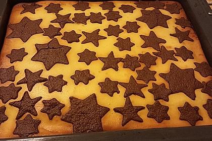 Russischer Zupfkuchen vom Blech für den Kindergeburtstag 26