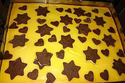 Russischer Zupfkuchen vom Blech für den Kindergeburtstag 45