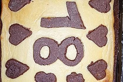 Russischer Zupfkuchen vom Blech für den Kindergeburtstag 61