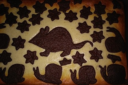 Russischer Zupfkuchen vom Blech für den Kindergeburtstag 62