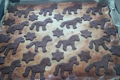 Russischer Zupfkuchen vom Blech für den Kindergeburtstag 59