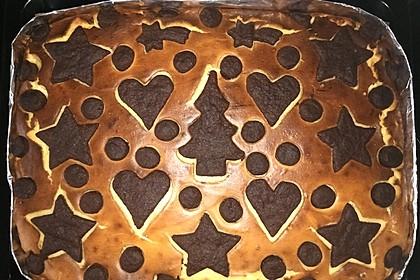Russischer Zupfkuchen vom Blech für den Kindergeburtstag 149