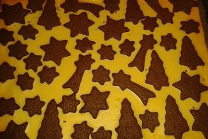 Russischer Zupfkuchen vom Blech für den Kindergeburtstag 139