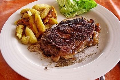 Steak au poivre 3