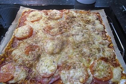 Die perfekte Ofenpizza 4