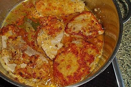 Zitronen-Schnitzel mit Parmesanpanade 18