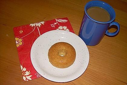 Gefüllte Donuts (Bild)