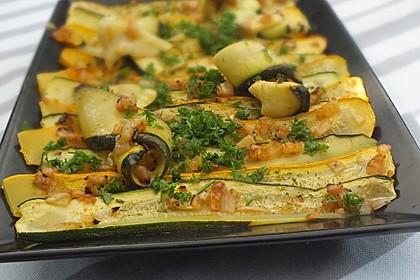 Marokkanische Chermoula - Zucchini 1