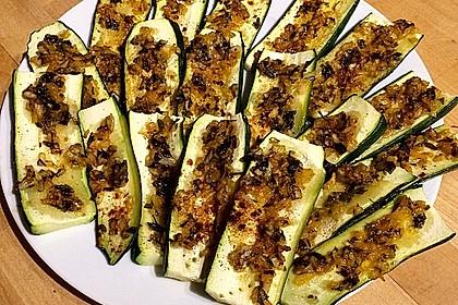 Marokkanische Chermoula - Zucchini 11
