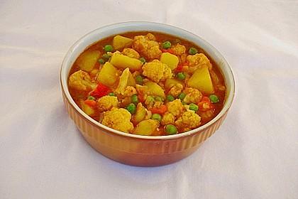Blumenkohl-Kartoffel-Curry 2